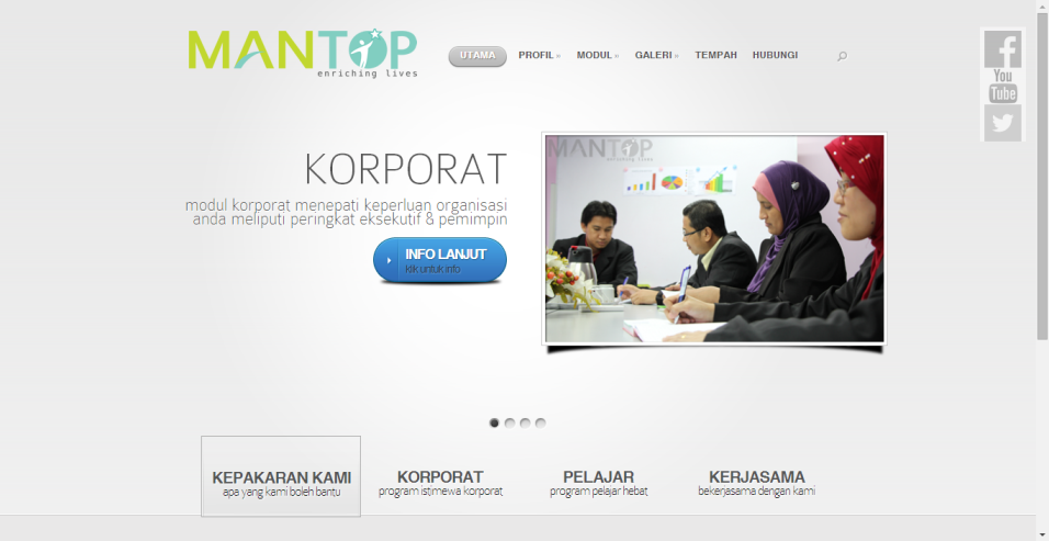 Mantop Training & Consultancy S/B